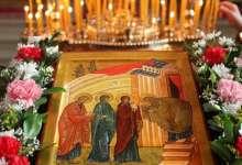 Сретение – встреча Иисуса с Богом, а зимы с весной