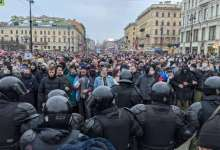 Наказания участникам протестных акций в РФ и США несопоставимы