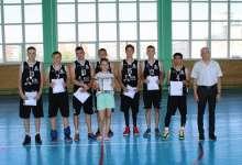 Карталинские баскетболисты взяли золото