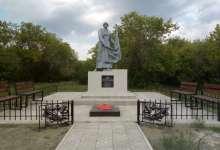 Ремонт памятника в Мичуринском закончили