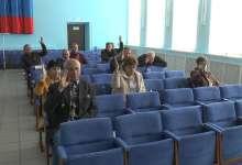 Депутаты района собрались на сессию
